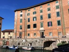Livorno - ein kleines bißchen Venedig