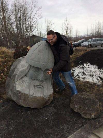 Thorbezwinger - Henrik hat Thor den Kopf abgerissen