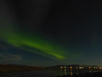 Polarlichter in Island