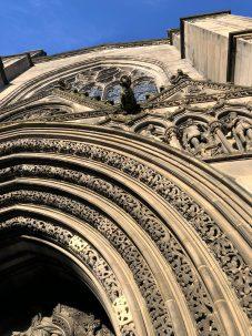 Fassade an St. Giles