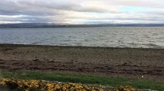 Abendstimmung in der Bucht von Inverness