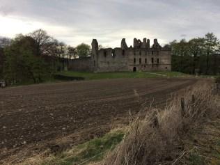 Schloss bei Glenfiddich