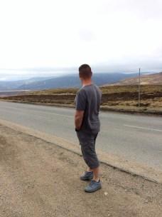 Blick über die Highlands