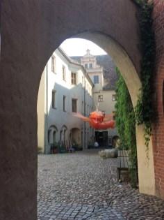 Drachen in Lutherstadt Wittenberg