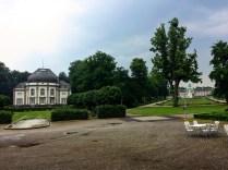 Wasserspiele im Park Bad Oeynhausen