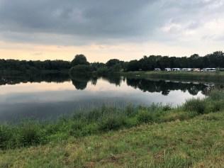Campingplatz an der Weser