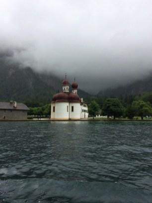 Königssee - schönes Deutschland