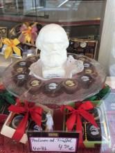 Karl Marx in Schokolade/Ob er das so gut gefunden hätte?