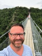 Geierlay- Hängebrücke