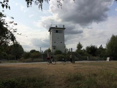 Wachturm in Nieder Neuendorf