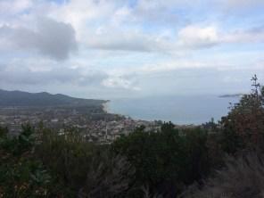 Wanderung - Panoramablick über Olympiada