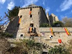 Le Mont Saint Michel - winkt mal dem Ritter