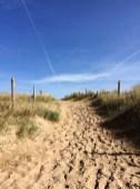Strandaufgang