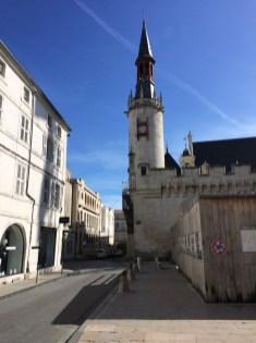 La Rochelle - Rathaus