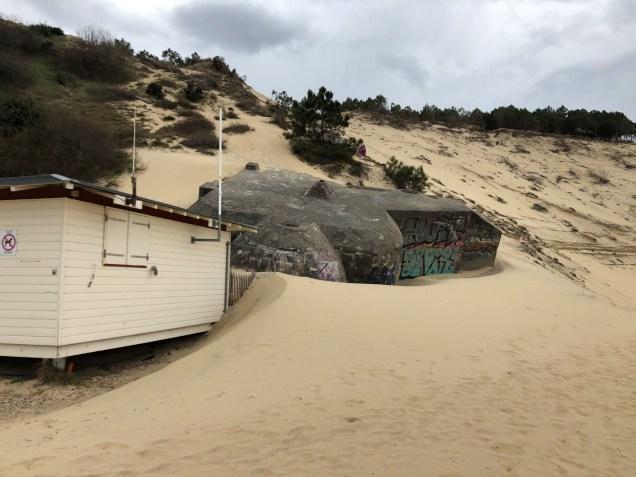 Dune de Pilat - Bunker