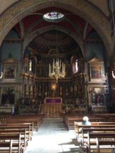 Kirche Saint Jean de Luz