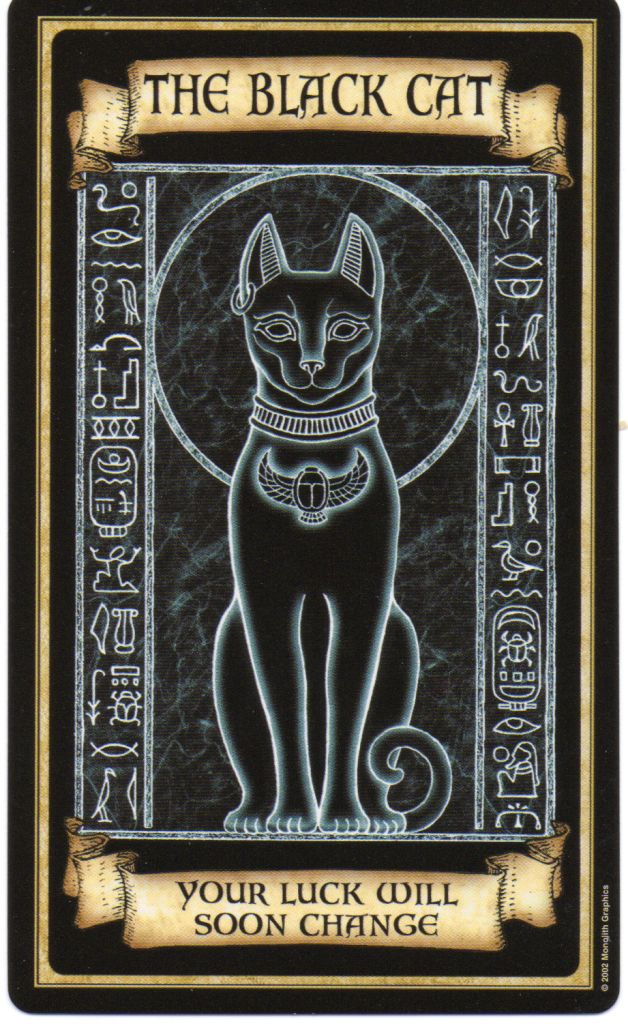 Madame Endora's Fortune Cards  Dangling Pentacles Tarot