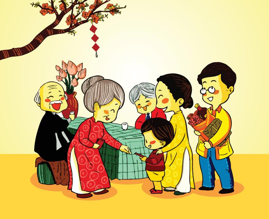 Image result for Tết nguyên đán