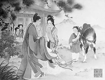 Image result for vợ chồng xưa