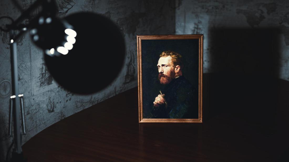 họa sῖ Van Gogh