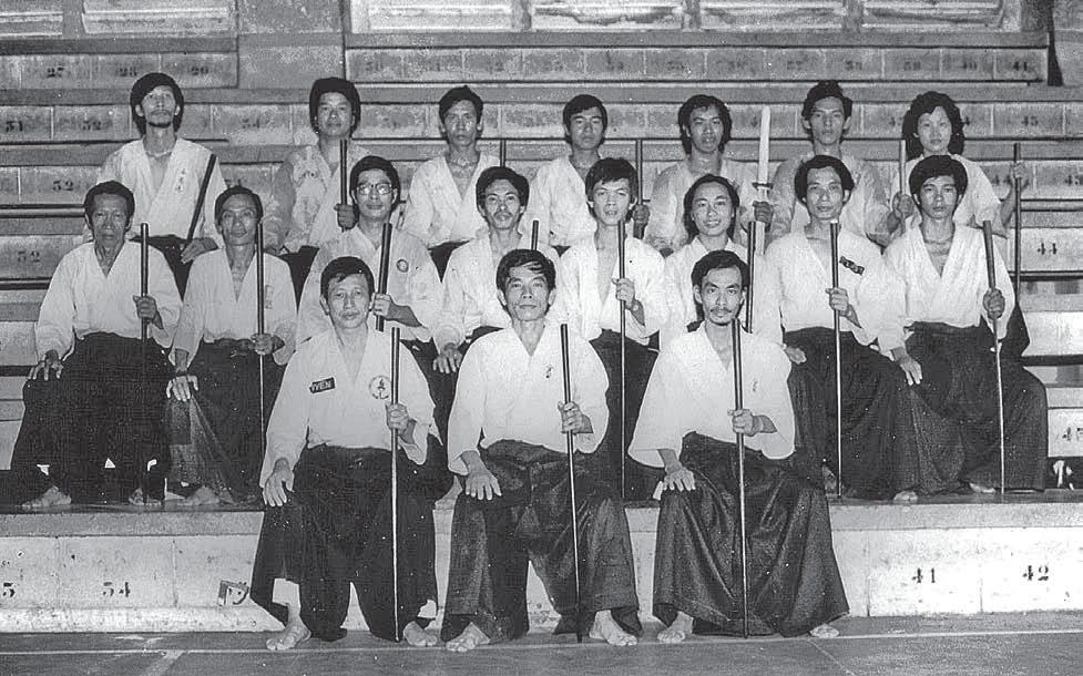 Làng võ Sài Gòn xưa – Những võ sĩ huyền thoại – tach ca phe