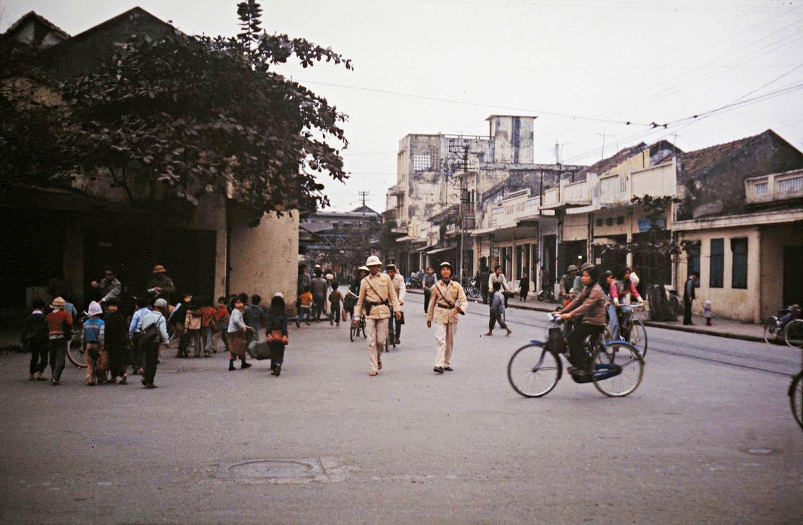 Hà Nội Xưa – Phố Hàng Giấy | 36hn