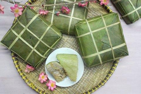Bánh chưng là một loại bánh đi vào tiềm thức của mỗi người Việt Nam, mang hơi thở văn hóa tâm hồn người Việt