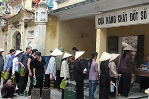 Hình ảnh hiếm về chợ Tết thời bao cấp ở miền Bắc Việt Nam - Giáo ...