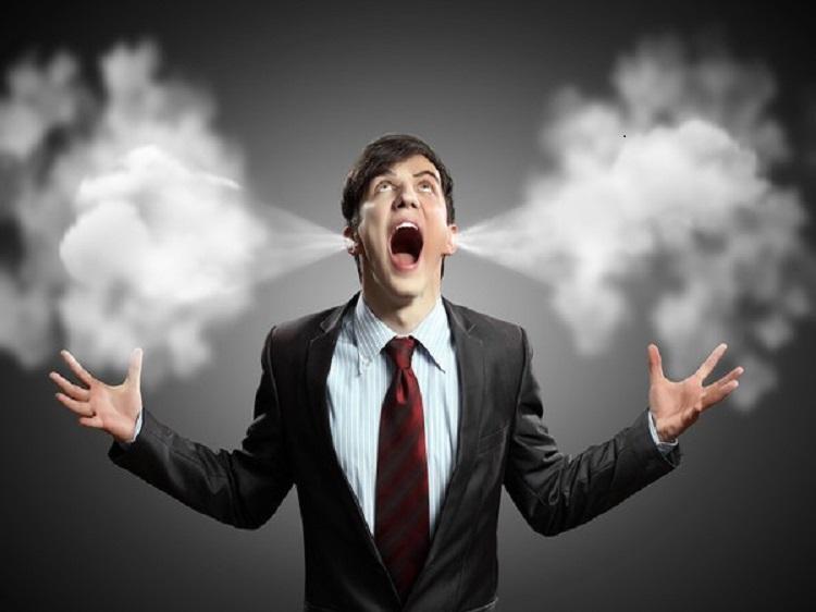Làm chὐ cἀm xύc chế ngự sự tức giận - thành công đang chờ đόn bᾳn ...