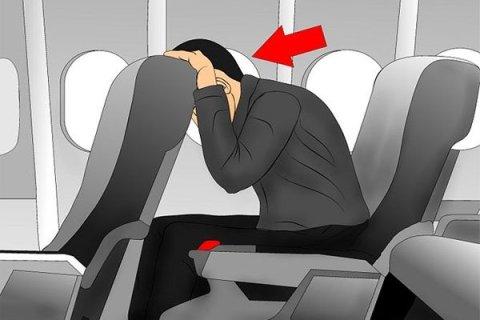 Kỹ năng an toàn khi có tình huống khẩn cấp trên máy bay