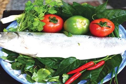 Cá chua Bình Định - Cá chua Phù Mỹ