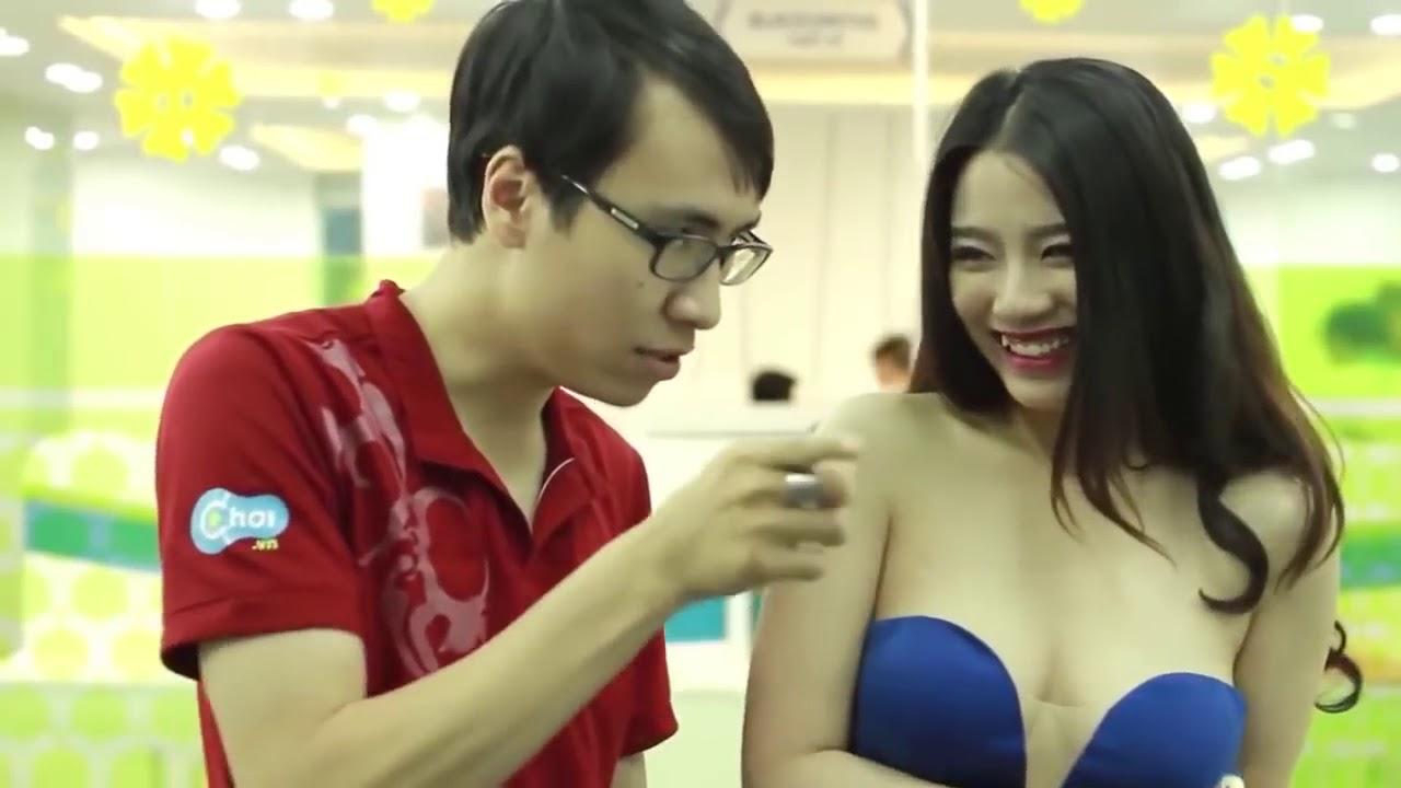 Linh Miu Lòi Dú Mặc Đồ Hở Hang - YouTube