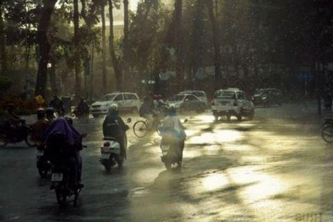 Mưa Sài Gòn