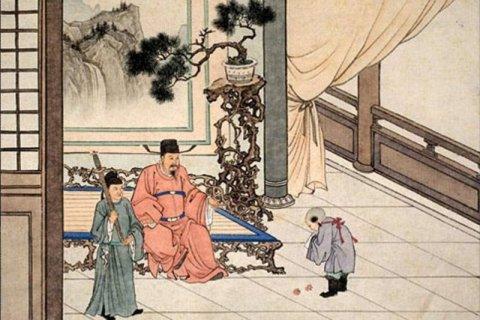 Chuyện sử gia Tư Mã Quang giáo dục con giản dị, liêm khiết