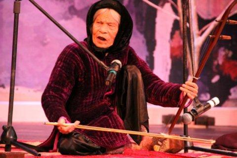 Vĩnh biệt nghệ nhân hát xẩm Hà Thị Cầu - Tuổi Trẻ Online