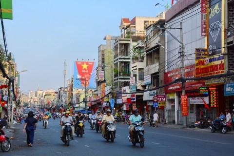 đường hai Bà trưng, phường Tân Định, Quận 1, Hồ Chí Minh, Việt Nam |  Mapio.net