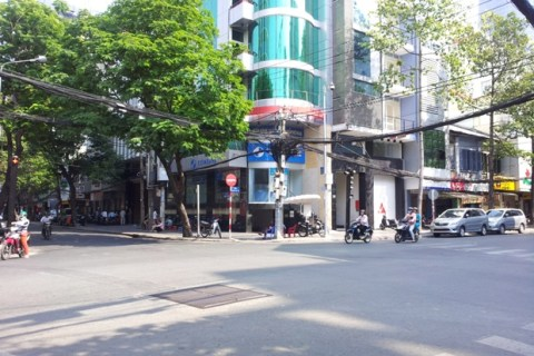 Bán nhà MT đường Huỳnh Tịnh Của, Phường 6, Quận 3