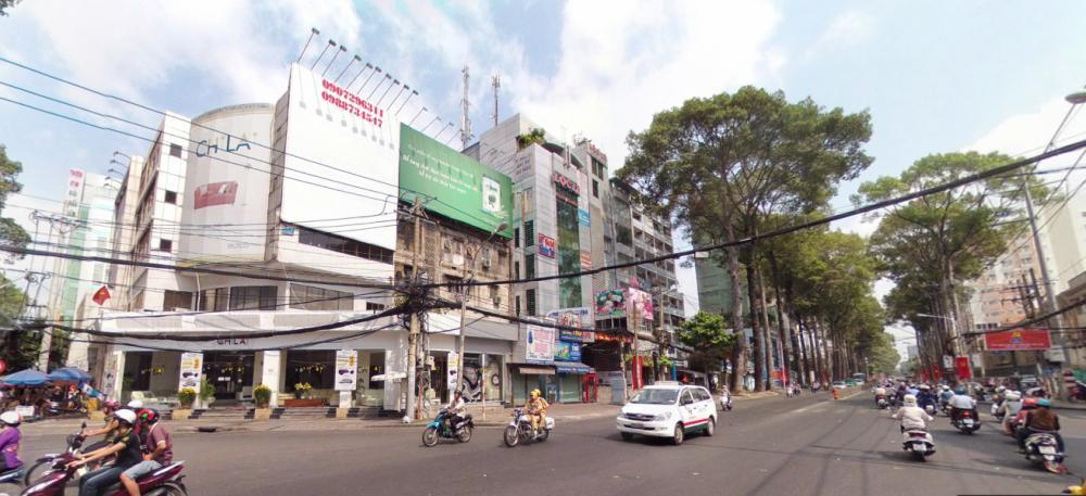 Bán nhà mặt tiền số 61 Cao Thắng, Quận 3. 15m x 60m, DT đất CN