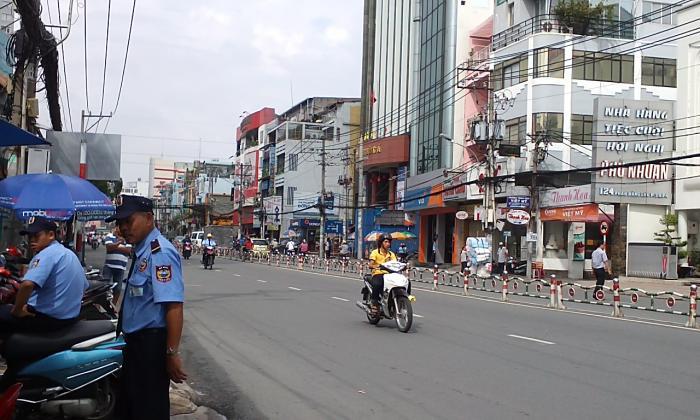 Đường Phan Đăng Lưu - Thành phố Hồ Chí Minh