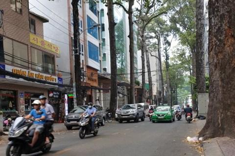 Bán gấp mặt tiền Bùi Thị Xuân, Quận 1, nhà 1 trệt 4 lầu, Giá 36 tỷ   Nhà  Đất 24h