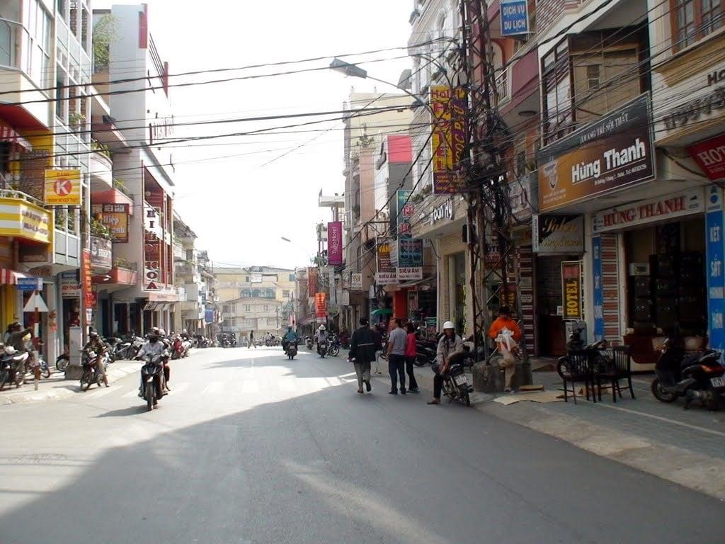 Bán nhà mặt tiền Đặng Tất, phường Tân Định, Quận 1 - Timbannhadat