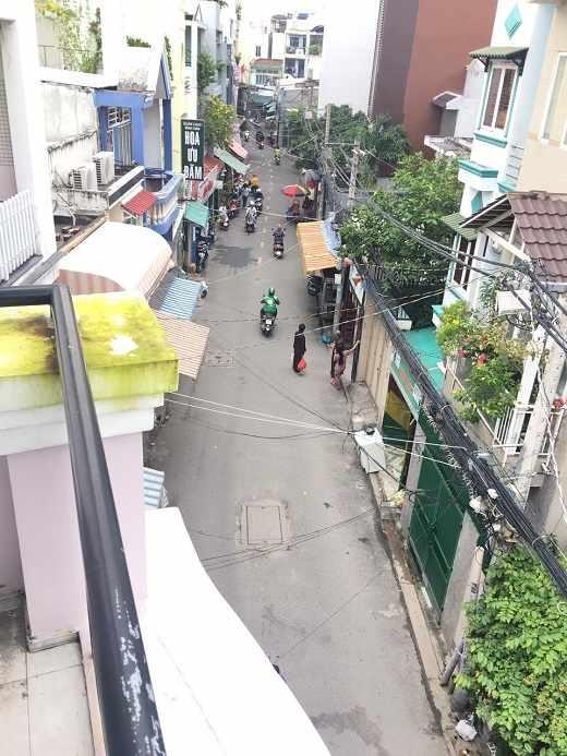 Bán nhà mới mặt tiền đường Cô Giang Phường 2 Quận Phú Nhuận