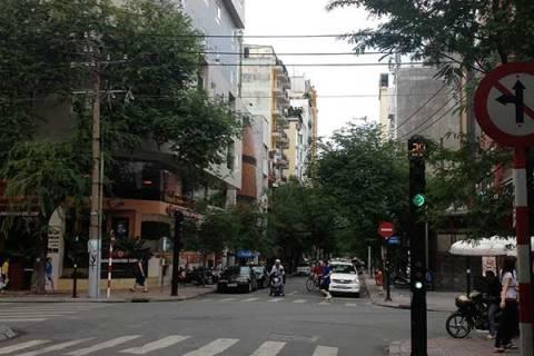 Bán gấp BT MT Hồ Xuân Hương, Phường 6, Quận 3, diện tích 9x20m. Giá 27,5 tỷ  (TL)