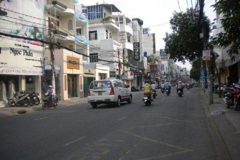 Địa chỉ văn phòng cho thuê đường Đặng Văn Ngữ quận Phú Nhuận