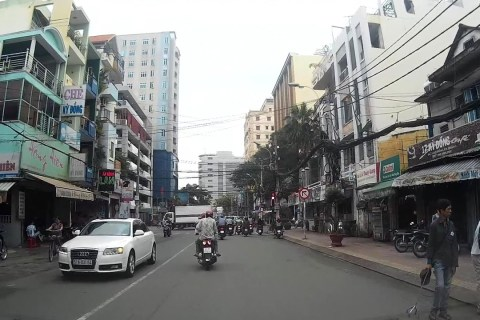 Đường Kỳ Đồng (Từ Nguyễn Thông đến Trần Quốc Thảo, Quận 3) - YouTube