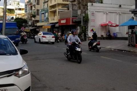 Bán nhà đường Nguyễn Khắc Nhu, Phường Cô Giang, Quận 1