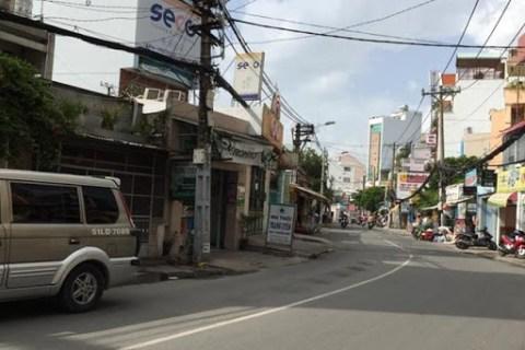 Bán nhà mặt tiền 3.5x16m Nguyễn Văn Đậu, Phường 11, Bình Thạnh