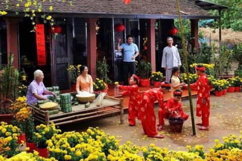 Tết Nguyên Đán phong tục ngày Tết cổ truyền Việt Nam - Edu Plus