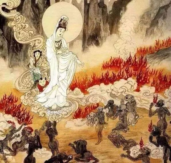 Vὶ sao cἀ đời thắp hưσng bάi Phật vẫn xuống địa ngục? Bồ Tάt lу́ giἀi nguyên nhân... - ἀnh 2
