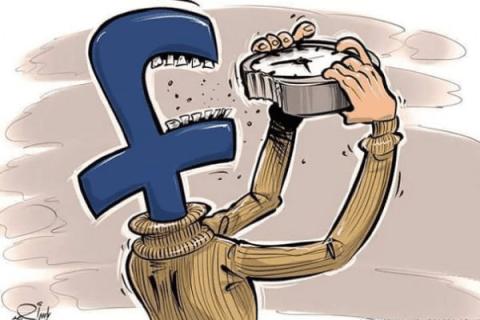 Nghiện Facebook, chúng ta đang lãng phí thời gian như thế...